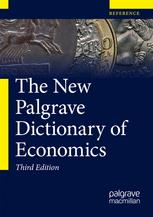 [The New Palgrave Dictionary of Economics]
