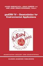 geoENV IV — Geostatistics for Environmental Applications