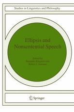 Ellipsis and Nonsentential Speech