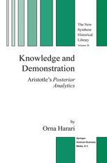 Knowledge and Demonstration