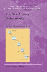 The New Avenues in Bioinformatics