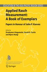 Applied Rasch Measurement: A Book of Exemplars