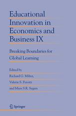 Educational Innovation in Economics and Business IX
