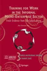 Training for Work in the Informal Micro-Enterprise Sector: