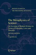 The Metaphysics of Science-1