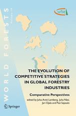 The Evolution of Competitive Strategies in Global Forestry Industries