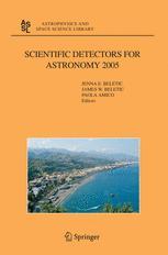 Scientific detectors for astronomy 2005