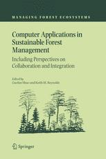 Computer Applications in Sustainable Forest Management