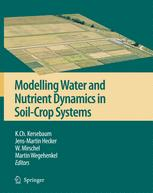 Modelling water and nutrient dynamics in soil–crop systems