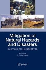 Mitigation of Natural Hazards and Disasters: International Perspectives