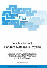 Applications of Random Matrices in Physics