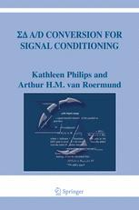 ΣΔ A/D CONVERSION FOR SIGNAL CONDITIONING