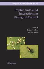 Trophic and Guild in Biological Interactions Control