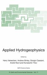 Applied Hydrogeophysics