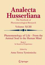 Phenomenology of Life from the Animal Soul to the Human Mind