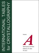 International Tables for Crystallography Volume A: Space-group symmetry