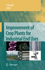 Improvement of Crop Plants for Industrial End Uses