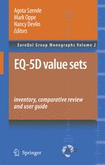 EQ-5D Value Sets