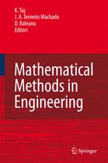 Mathematical Methods in Engineering