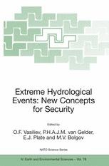 Extreme Hydrological Events: New Concepts for Security
