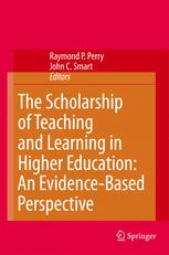 The Scholarship of Teaching and Learning in Higher Education: An Evidence-Based Perspective
