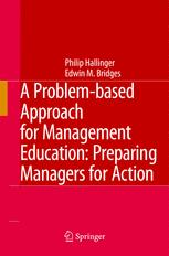 A Problem-based Approach for Management Education