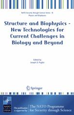 Structure and Biophysics – New Technologies for Current Challenges in Biology and Beyond