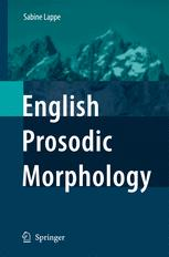 English Prosodic Morphology