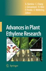 Advances in Plant Ethylene Research