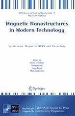 Magnetic Nanostructures in Modern Technology