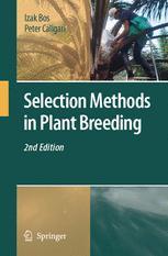 Selection Methods in Plant Breeding