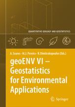 geoENV VI – Geostatistics for Environmental Applications