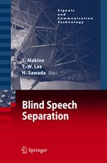 Blind Speech Separation