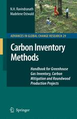 Carbon Inventory Methods Handbook for Greenhouse Gas Inventory, Carbon Mitigation and Roundwood Production Projects