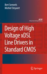 Design of High Voltage xDSL Line Drivers in Standard CMOS