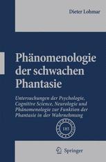 PhÅnomenologie Der Schwachen Phantasie