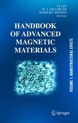 Handbook of Advanced Magnetic Materials