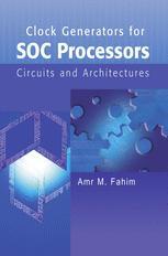 Clock Generators for SOC Processors