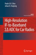 High-Resolution If-To-Baseband ΣΔ Adc For Car Radios