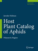 Host Plant Catalog of Aphids