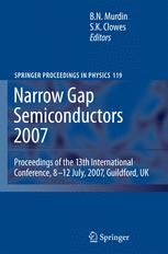 Narrow Gap Semiconductors 2007
