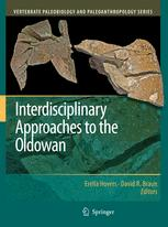 Interdisciplinary Approaches to the Oldowan