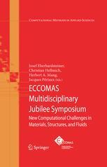 ECCOMAS Multidisciplinary Jubilee Symposium