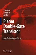 Planar Double-Gate Transistor