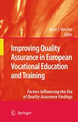 Improving Quality Assurance in European Vocational Education and Training