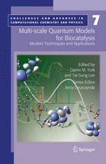Multi-scale Quantum Models for Biocatalysis