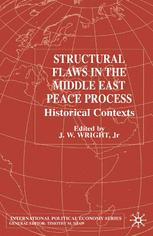 Structural Flaws in the Middle East Peace Process