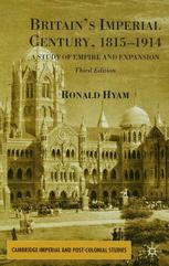 Britain's Imperial Century, 1815–1914