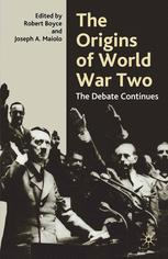 The Origins of World War Two