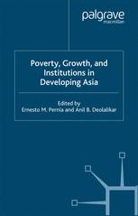 Poverty, Growth, and Institutions in Developing Asia